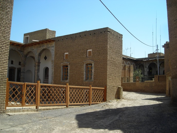 Houses in the Citadel